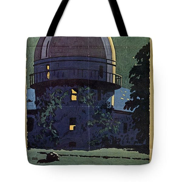 Chicago Poster, 1925 Tote Bag