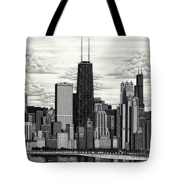 I Love Chicago Volume 1 Tote Bag