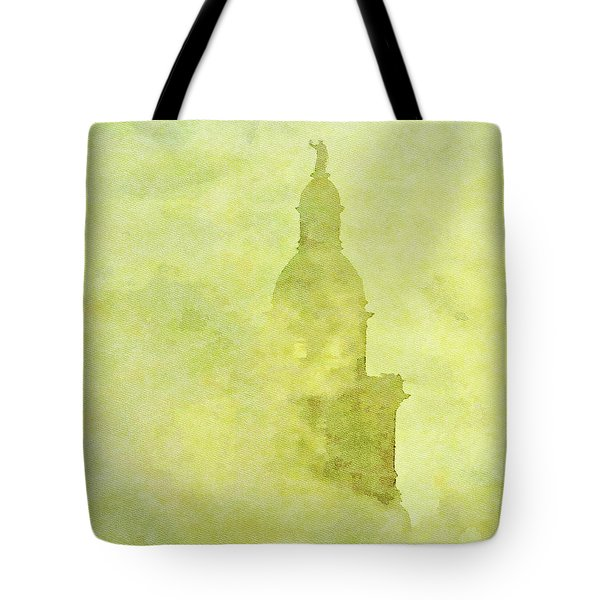 Chicago Steeple Tote Bag