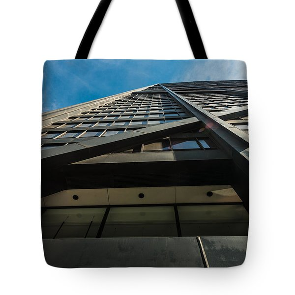 Chicago Structure Tote Bag