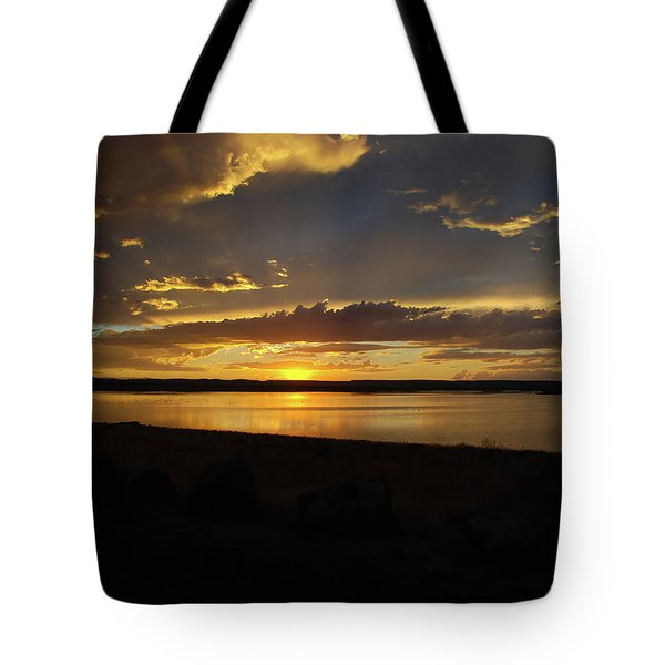 Chickahominy  Tote Bag