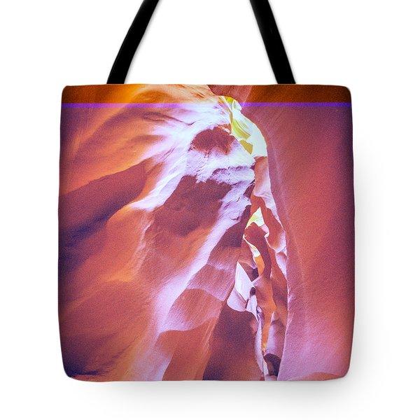 Chief Antelope Tote Bag