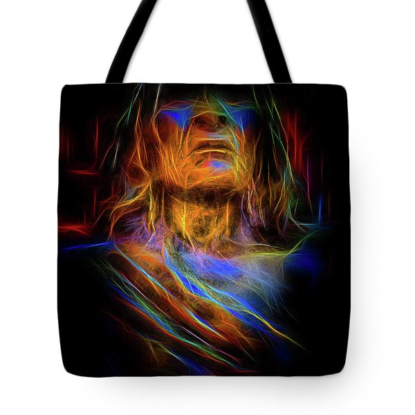 Chief Seattle Tote Bag