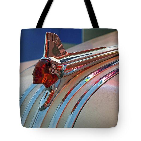 Chieftan Tote Bag by Rick Pisio