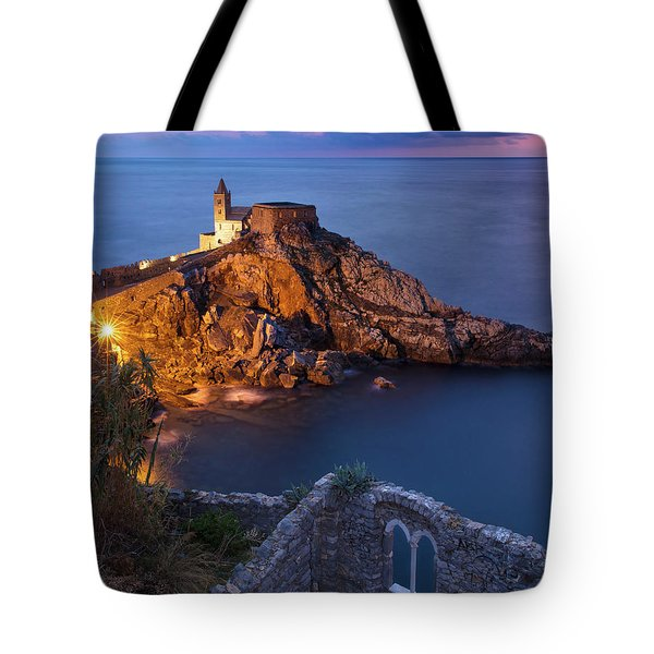 Tote Bag featuring the photograph Chiesa San Pietro by Brian Jannsen