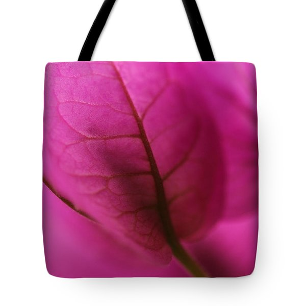 Chiffon Tote Bag by Connie Handscomb