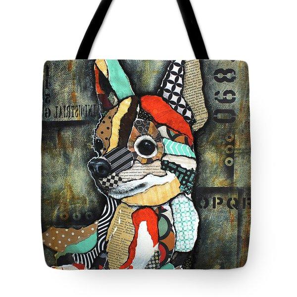 Chihuahua 2 Tote Bag