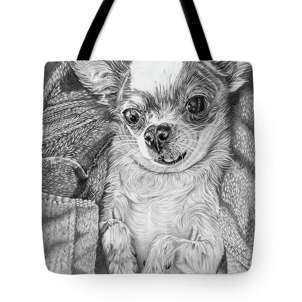 Chihuahua Tote Bag