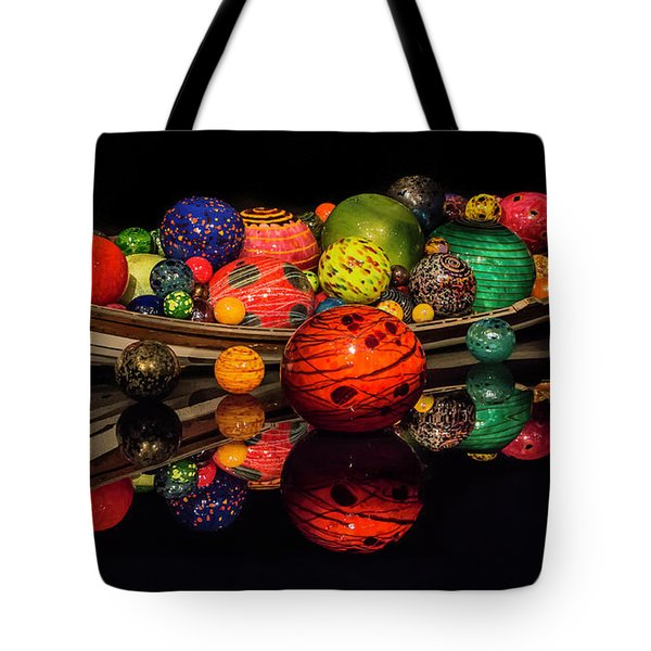 Chihuly Reflection Tote Bag
