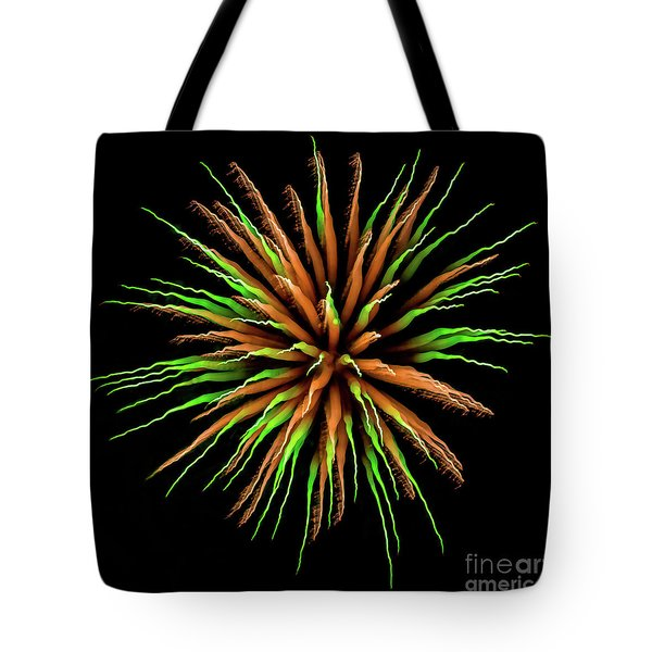 Chihuly Starburst Tote Bag