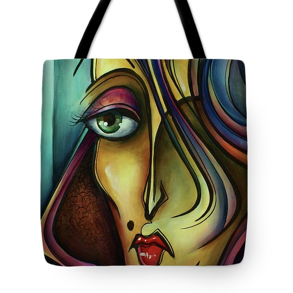 Chil Tote Bag by Michael Lang