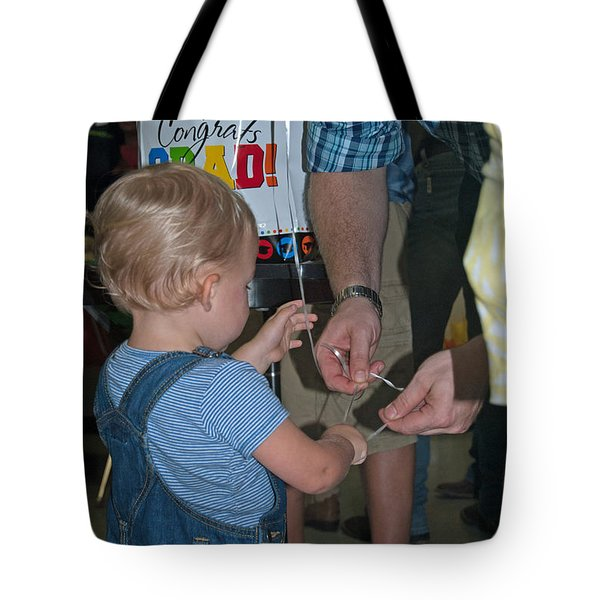 Child Fitting For Balloon Tote Bag
