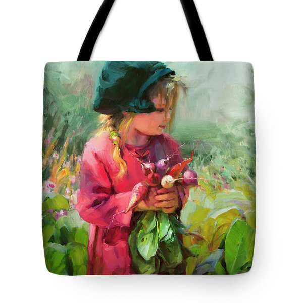Child Of Eden Tote Bag