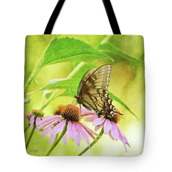 Child Of Sun And Summer Tote Bag by Lois Bryan