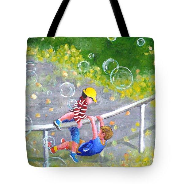 Childhood #1 Tote Bag