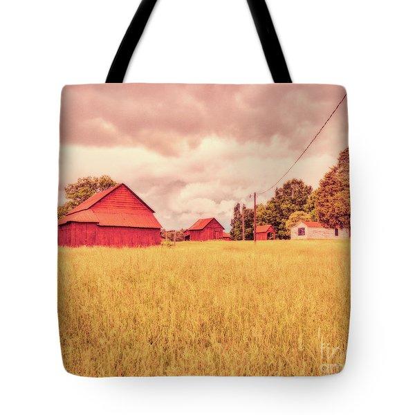 Childhood Delight Tote Bag