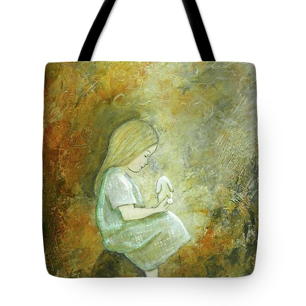 Childhood Wishes Tote Bag