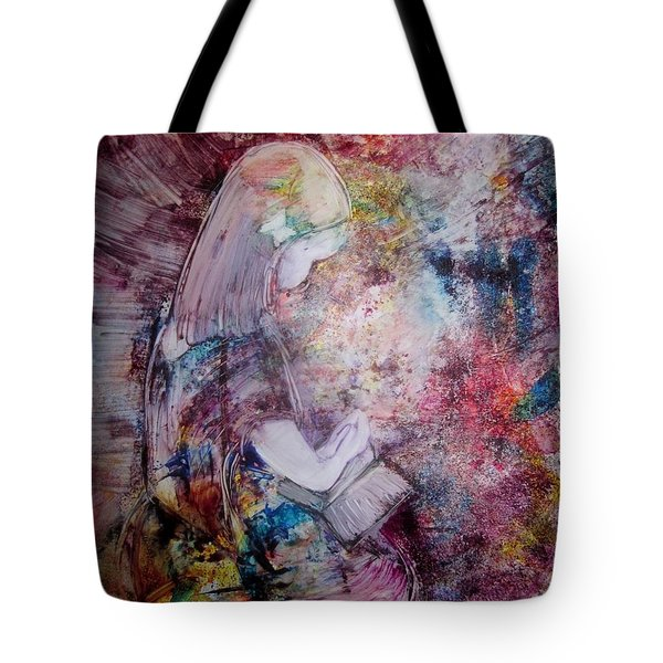 Childlike Faith Tote Bag