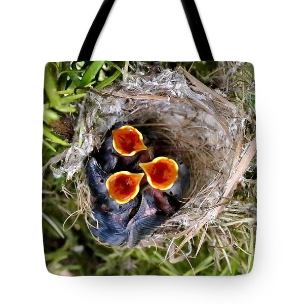 Children Already Born #2 Tote Bag