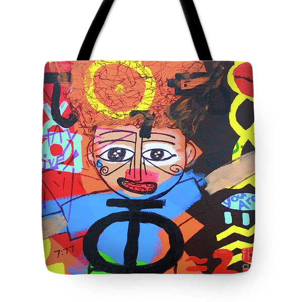 Children Of Ascension Tote Bag