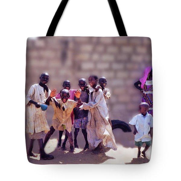 Children Of Kayar  Tote Bag