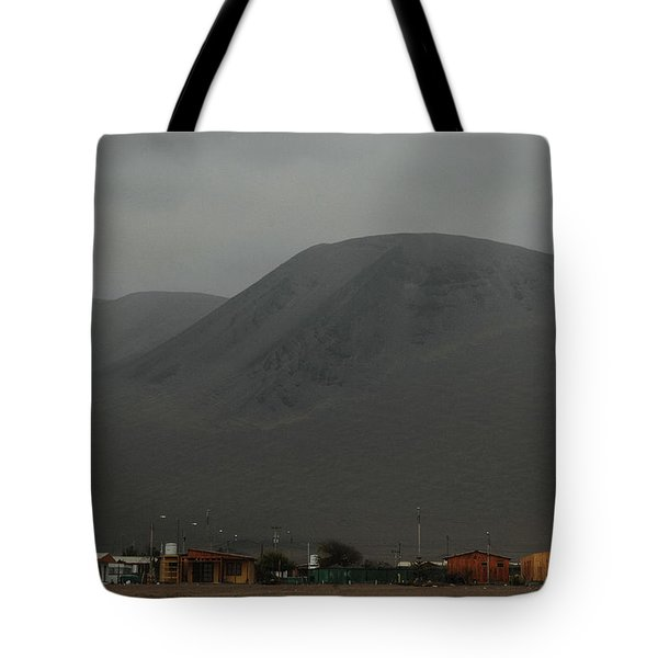 Chilean Village In Atacama Desert Tote Bag