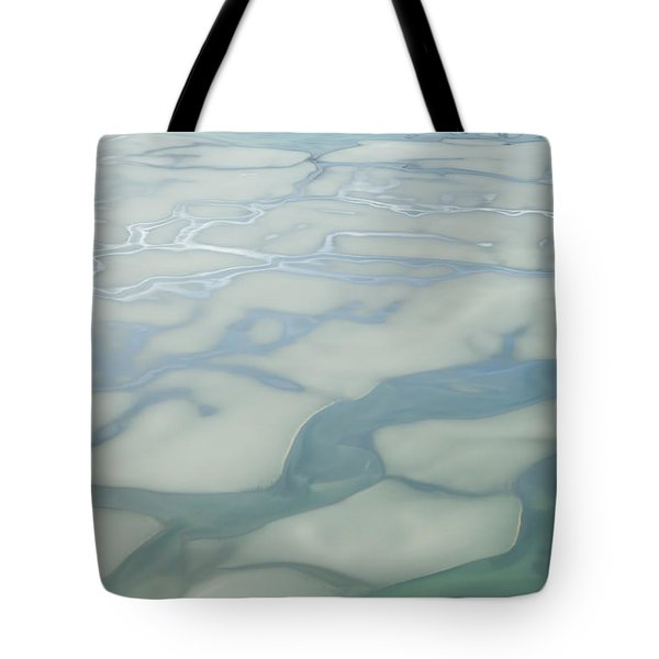 Chilkat River Patterns Tote Bag