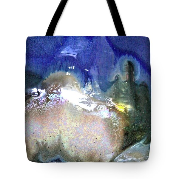 Tote Bag featuring the photograph Chill Box by Xn Tyler