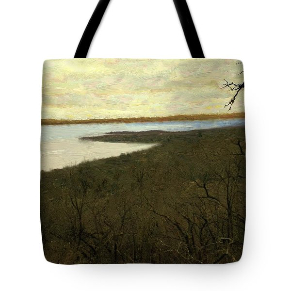 Chill Spring Tote Bag by RC deWinter