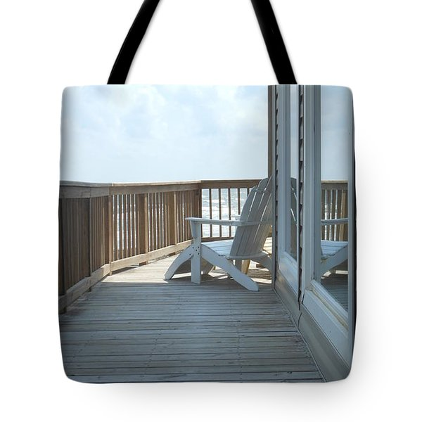 Chill Time Tote Bag