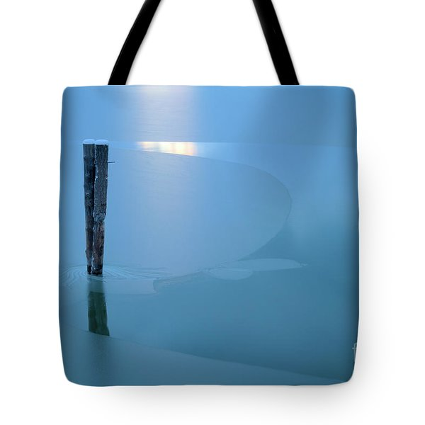 Chilled Tote Bag by Idaho Scenic Images Linda Lantzy