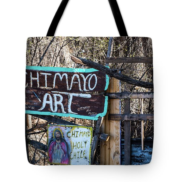 Chimayo Art Tote Bag