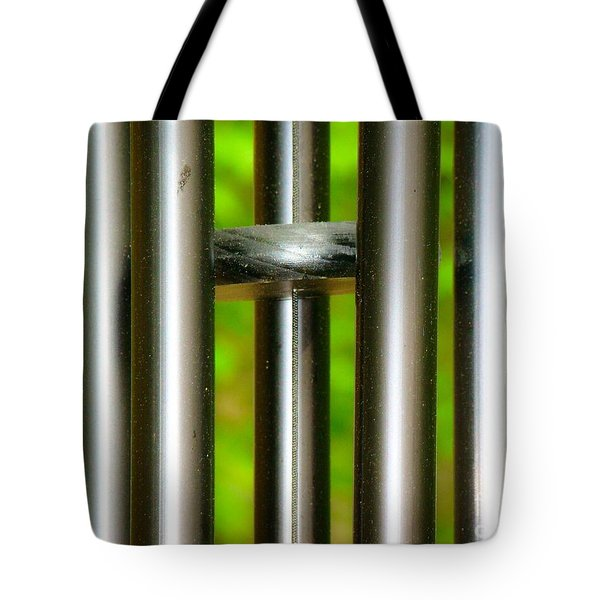 Chiming In Tote Bag by Rand Herron