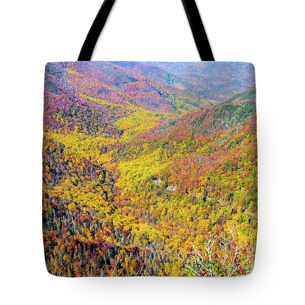 Chimney Tops Summit II Tote Bag