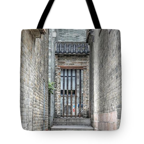 China Alley Tote Bag