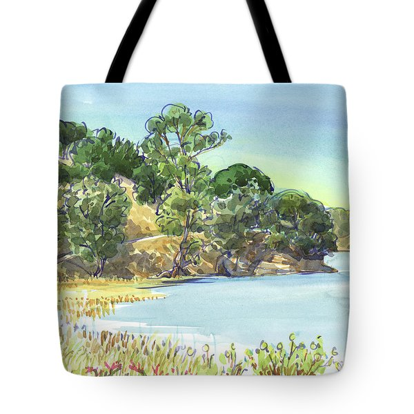 China Camp Tote Bag