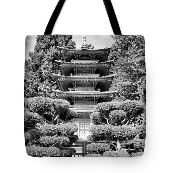 Golden Gate Park  Tote Bag