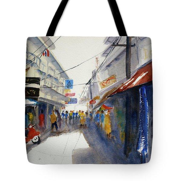 Chinatown, Bangkok Tote Bag