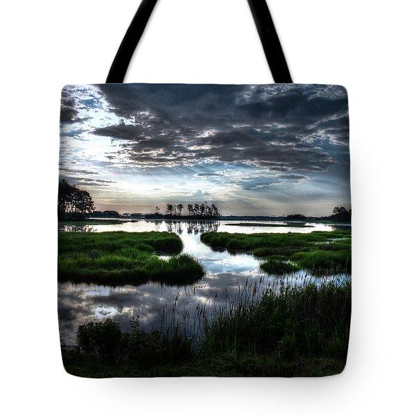 Chincoteague Tote Bag