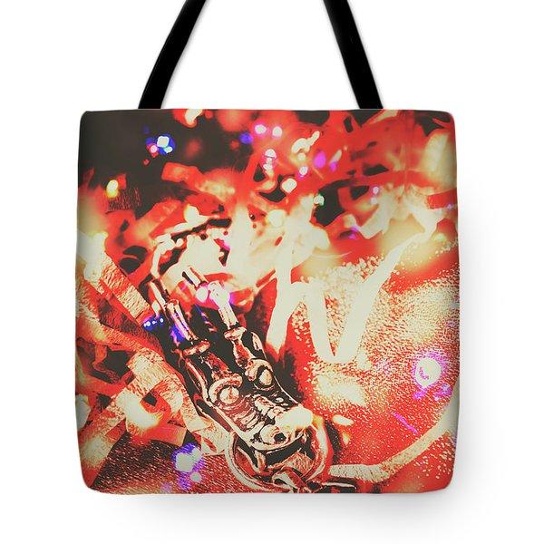 Chinese Dragon Celebration Tote Bag