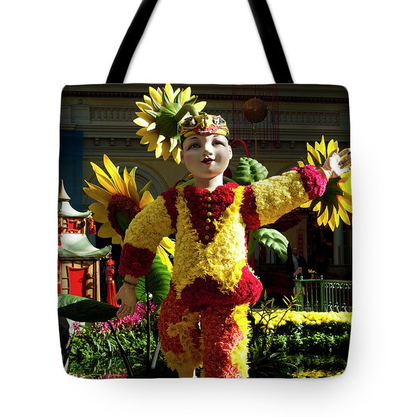Chinese New Year Tote Bag by Rae Tucker