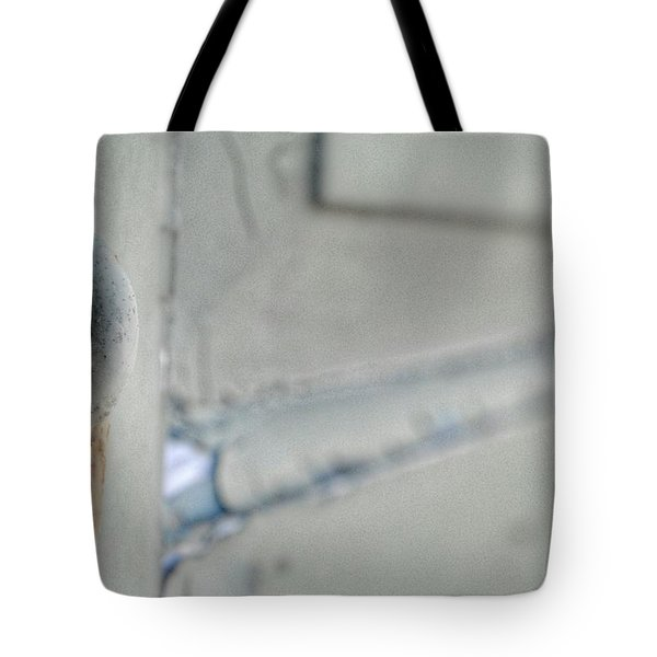 Chipped Latch Tote Bag