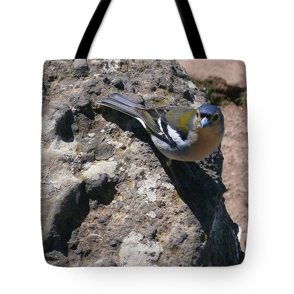 Chirp Chirp Little Bird Tote Bag
