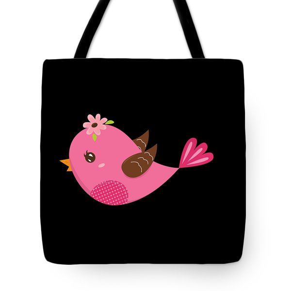 Chirp  Tote Bag by Herb Strobino