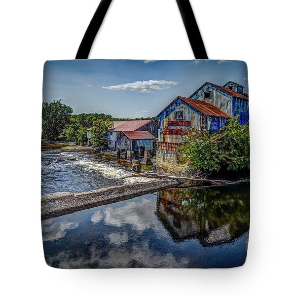 Chisolm's Mills Tote Bag