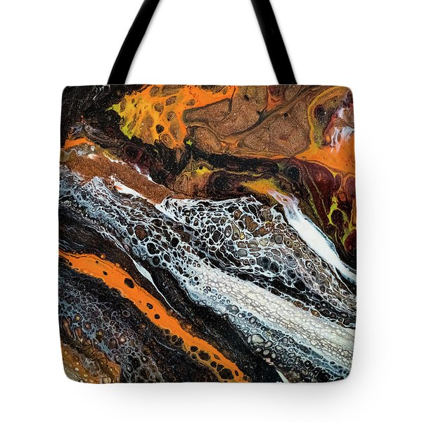Chobezzo Abstract Series 1 Tote Bag