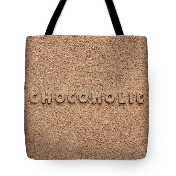 Tote Bag featuring the photograph Chocoholic by Tim Gainey
