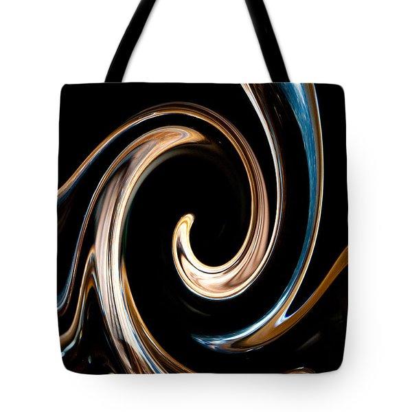 Chocolate Lick Tote Bag by Dana Kern