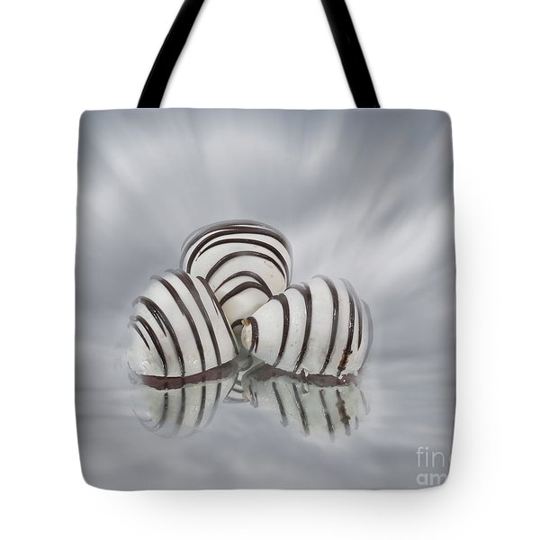 Chocolate Strawberries Tote Bag