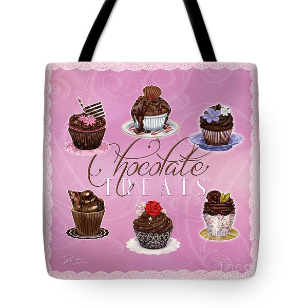 Chocolate Treats Tote Bag